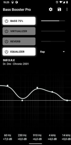 Bass Booster – Music Equalizer