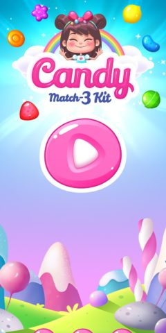 Candy Match 3: Puzzle Match game
