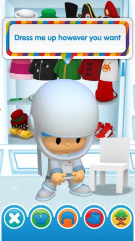 Talking Pocoyo 2 – Play and Learn with Kids