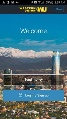 Western Union CL – Send Money Transfers Quickly