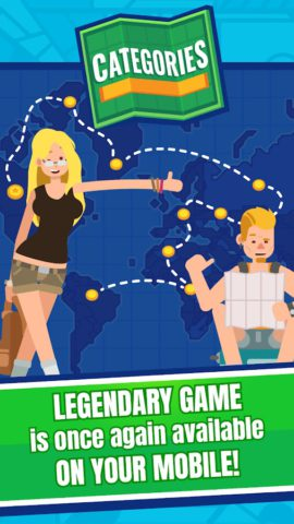 Categories – Word Game for two players