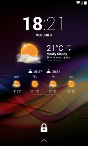 Chronus: MIUI Weather Icons