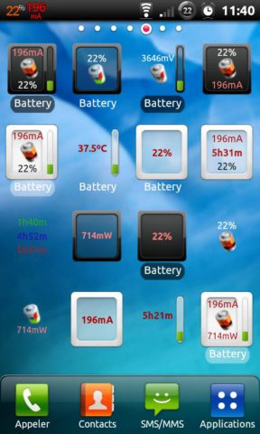 3C Battery Manager
